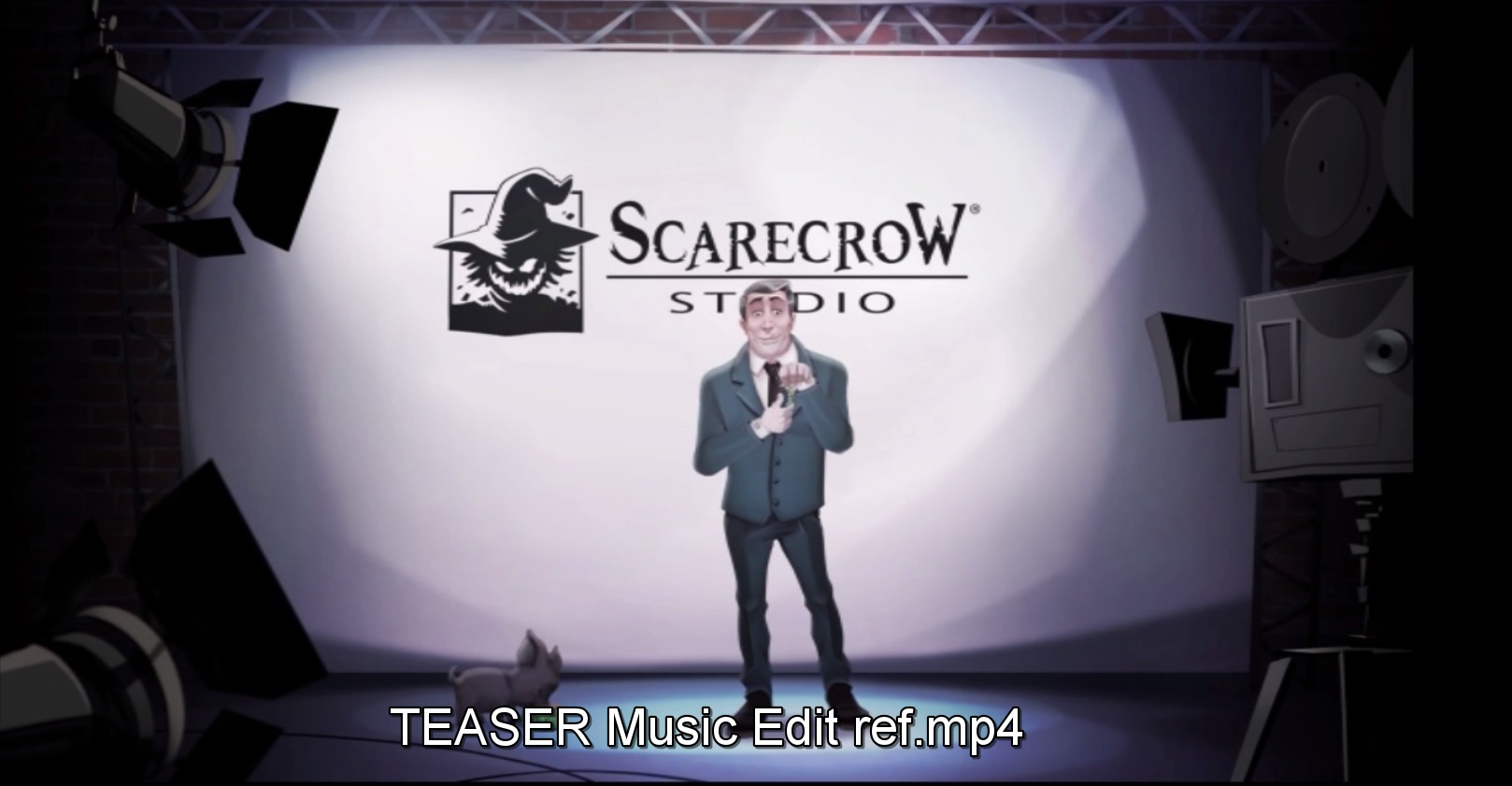 3 minutes to midnight - teaser trailer - blog image - scarecrow studio